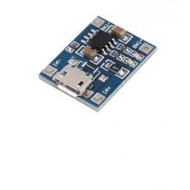 ماژول شارژر باتری لیتیومی TP4056