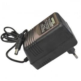 شارژر باتری 12 ولت 1 آمپر آداپتور ترانسی برای ماشین شارژی و باتری UPS
