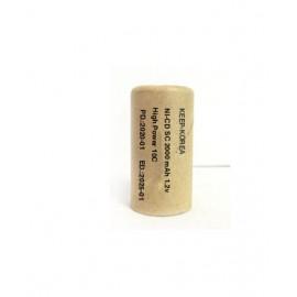 باتری جارو شارژی کره ای 1.2 ولت 2000mAh جریان بالا 10C