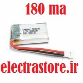 3.7  180mAh مرغوب مارک انرژی باتری لیتیوم پلیمر