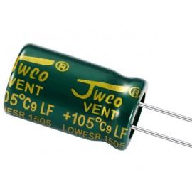 خازن الکترولیتی 1000uF/50V - خازن 1000 میکرو