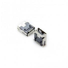 کانکتور Micro USB مادگی 5pin SMD سوکت