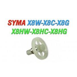 چرخدنده کوادکوپتر سایما SYMA X8 چرخ دنده  سایما X8