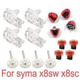 پک قطعات یدکی SYAM X8 Pro کوادکوپتر سایما X8PRO -  چرخدنده اصلی